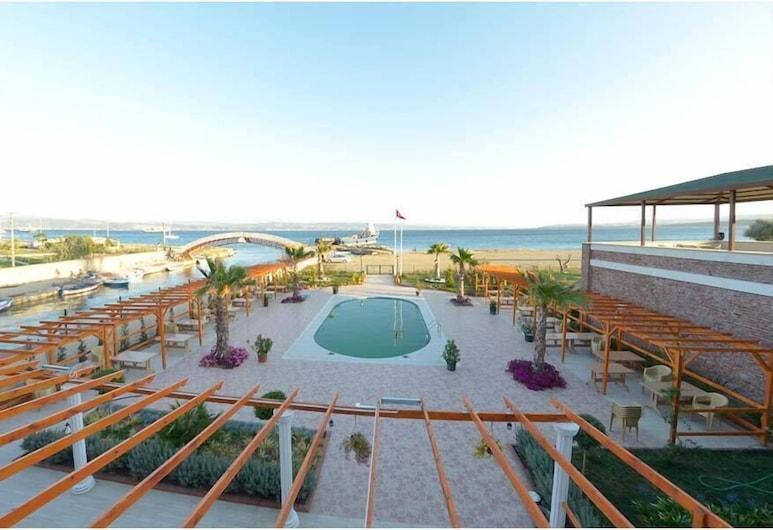 Halil Tuna Hotel, Gallipoli, Vista desde el hotel