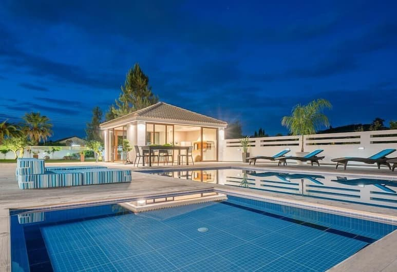 Ostria Luxury Villa, Zante, Piscina all'aperto