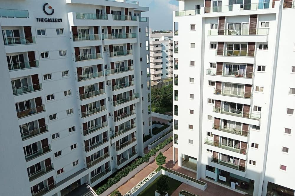 Classic Διαμέρισμα - Θέα από το μπαλκόνι