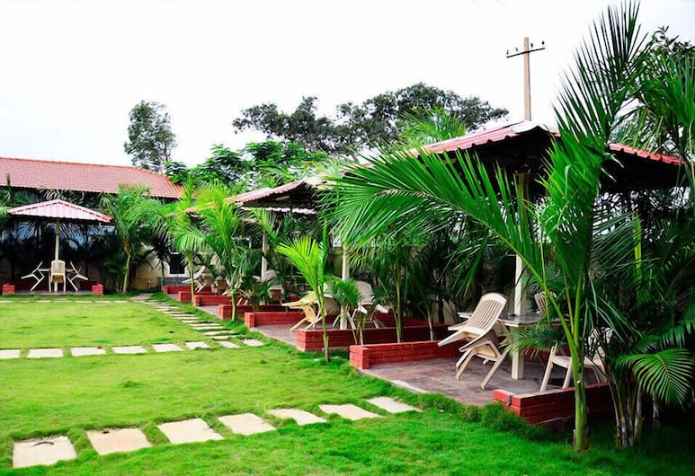 Happy Home Resort, Anekal, Hotel Front