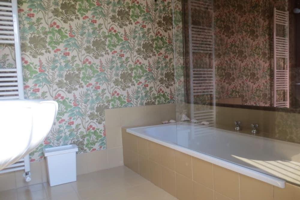 舒適雙人房, 1 張加大雙人床 (Large) - 浴室