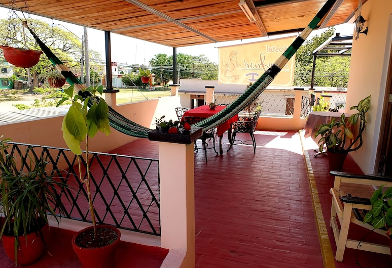Hostal Don José, Cienfuegos, Terrace/Patio