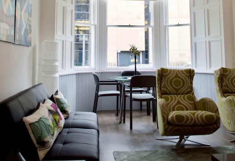 Central Edinburgh 1 Bedroom Apartment, Edinburgh, Woonruimte