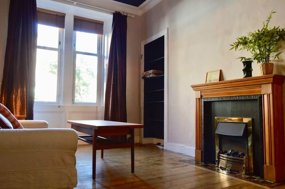 Căn hộ (1 Bedroom) - Phòng khách