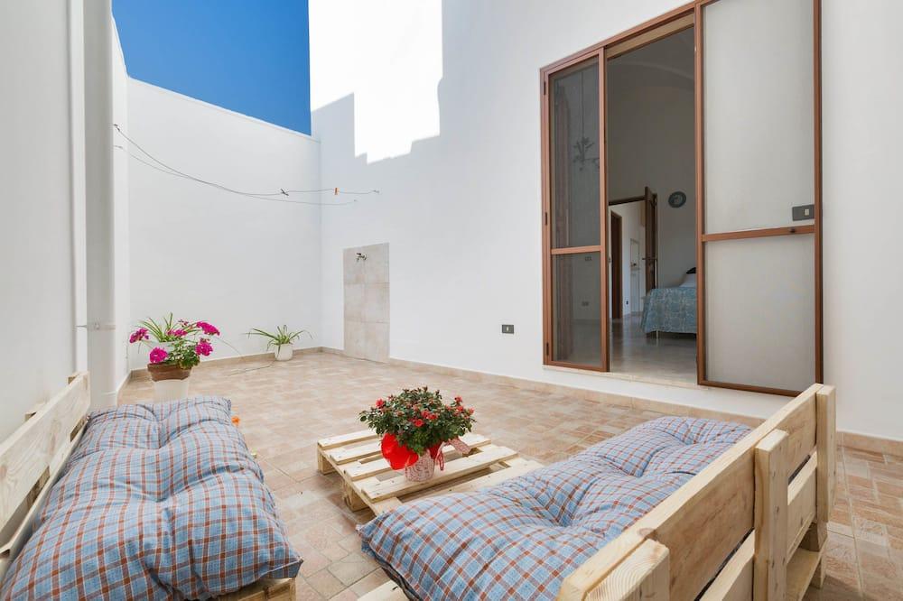 Klasikinio tipo apartamentai, 2 miegamieji - Svetainės zona