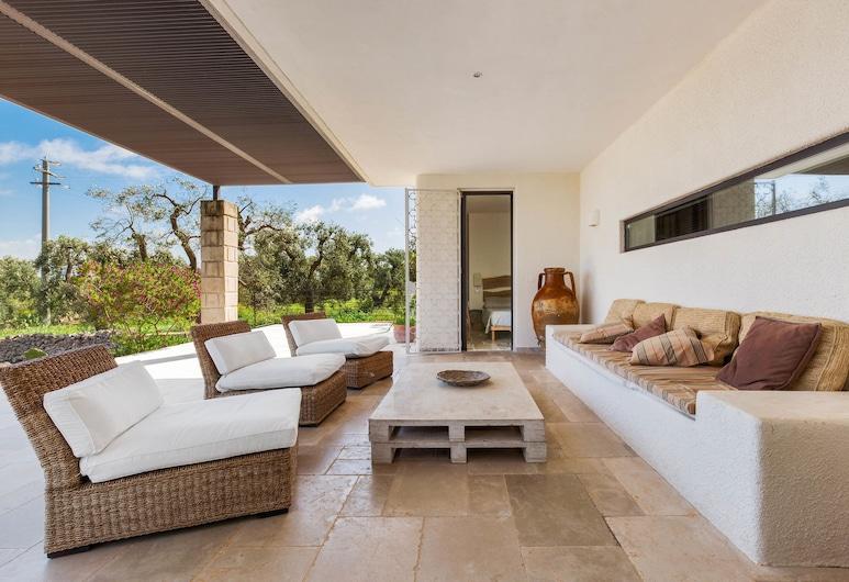 Villa Dahlia, Carovigno, Вілла, 2 спальні, Тераса/внутрішній дворик