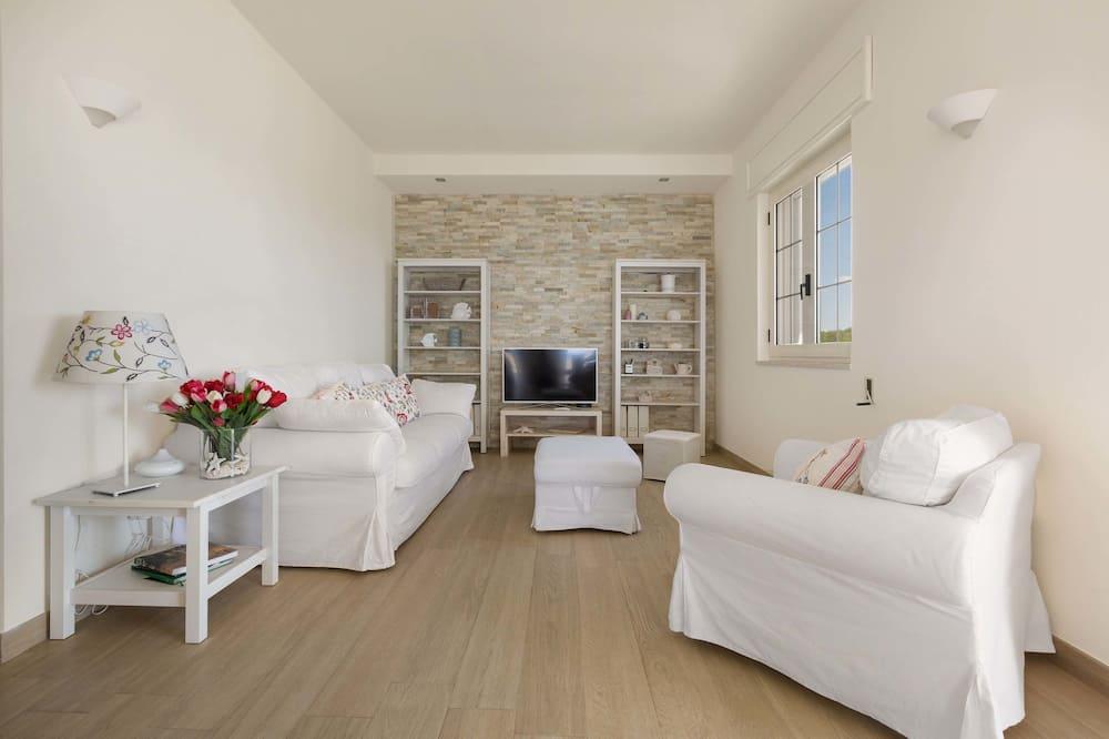 Apartamento Confort, 2 habitaciones - Zona de estar