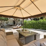 Luxury-huvila, 3 makuuhuonetta - Terassi/patio