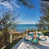 Maison, 3 chambres, en front de mer - Terrasse/Patio