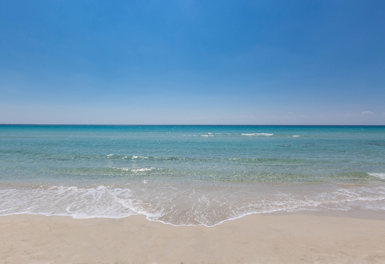 Villetta Greco, Ugento, Playa