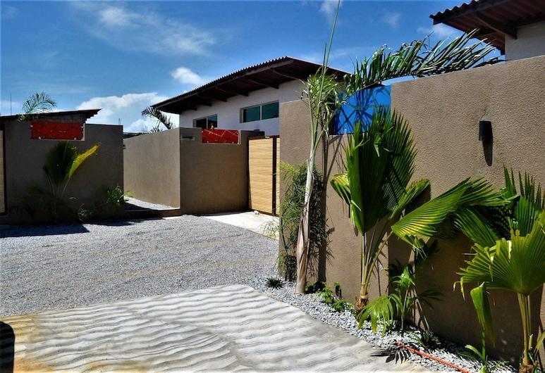 Ivoire Lodge, Assinie, Fachada del hotel