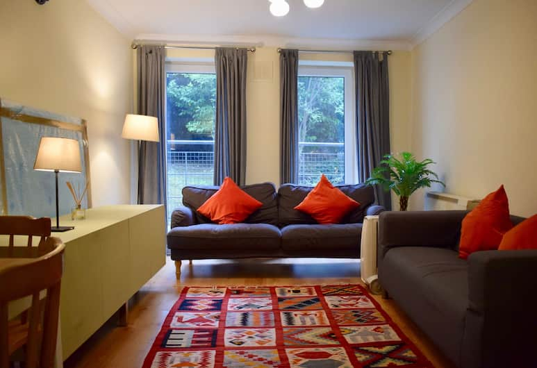 ダブリンの市内中心部にある 2 ベッドルーム フラット, ダブリン