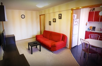 Foto Dobrye Sutki Apartment on Mukhacheva 133 di Biysk