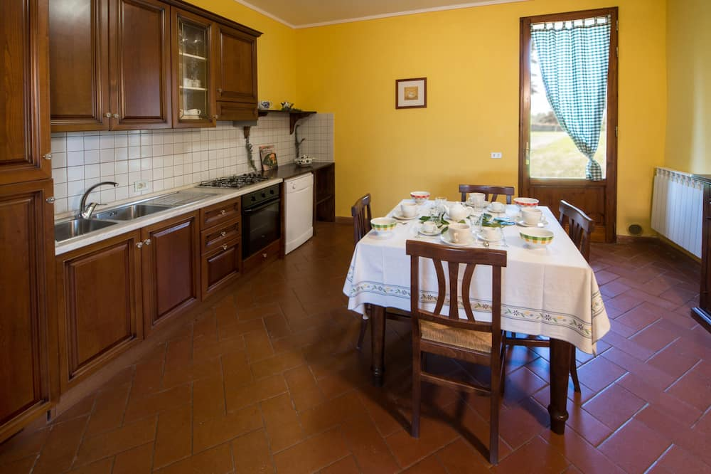Apartment, Ground Floor - In-Room Dining