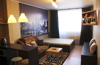 Foto Dobrye Sutki Apartment on Sovetskaya 189-1 di Biysk