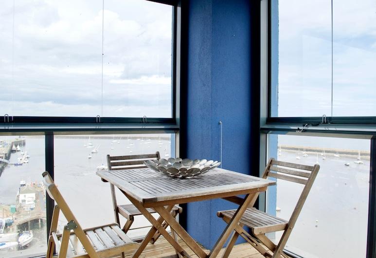 3 Bedroom Flat With 2 Balconies, Édimbourg, Balcon