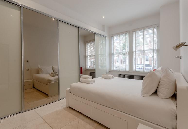 巴特西明亮 1 房公寓酒店, 倫敦, 客房