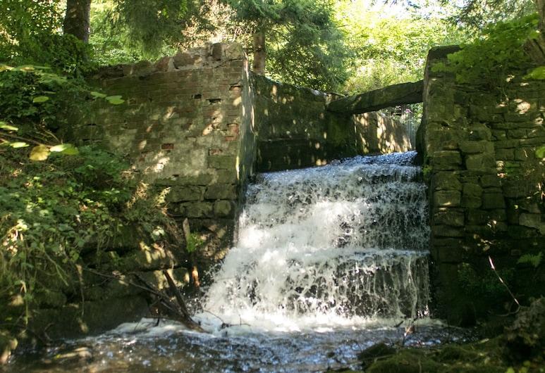 Haus am Wasserfall, Detmold, Εξωτερικός χώρος ξενοδοχείου