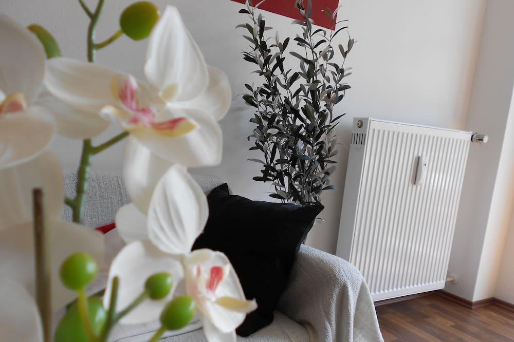 Studio, 1 Katil Kelamin (Double) dengan Katil Sofa, Balcony (incl. EUR 25 cleaning fee) - Ruang Tamu