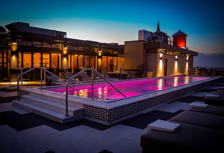 The Last Hotel Unbound Collection, St. Louis, Piscina panoramica