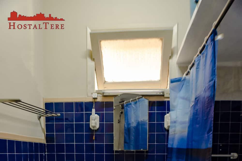 Izba typu City, 1 dvojlôžko, nefajčiarska izba, výhľad na mesto - Kúpeľňa