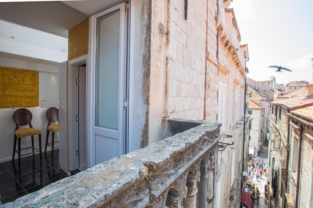 Pokój dwuosobowy typu Superior (3) - Balkon