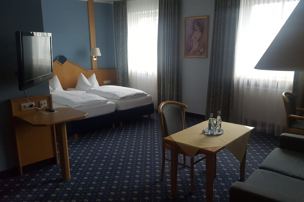 Tek Büyük Yataklı Oda - Oturma Odası