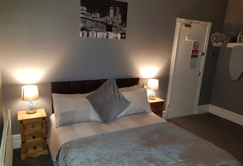 The Winning Post , Blackpool, Deluxe-værelse med dobbeltseng eller 2 enkeltsenge, Værelse