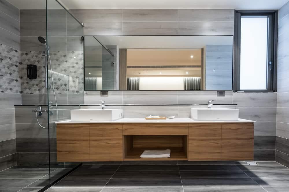 精緻雙人房, 1 張標準雙人床, 非吸煙房 - 浴室