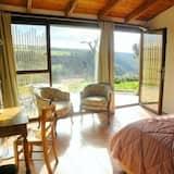 Double Room, Patio (4) - Garden View