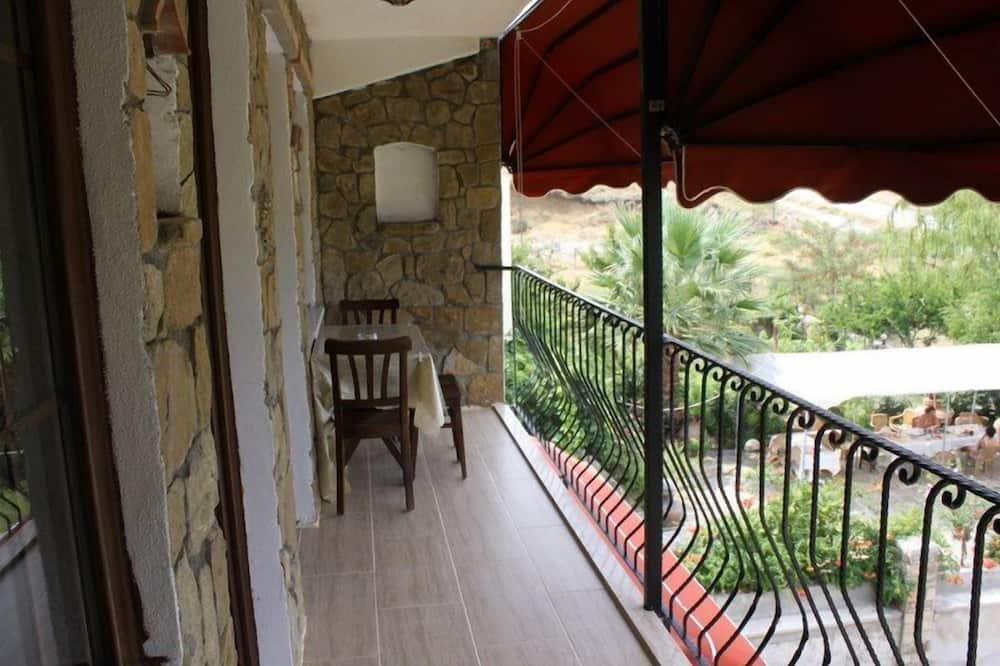 Apartment, 1 Bedroom (4 People ) - Balcony