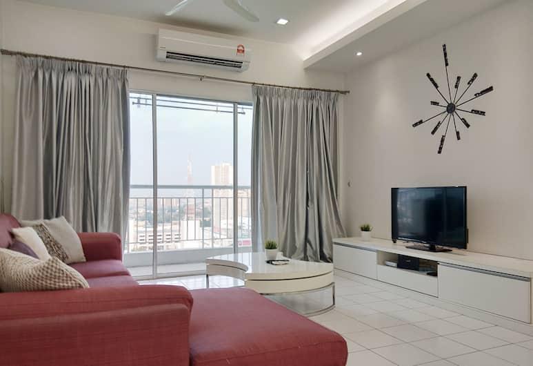 Plaza Manjalara with 2 bedrooms, Kuala Lumpur, Apartemen, 2 kamar tidur, Ruang Keluarga