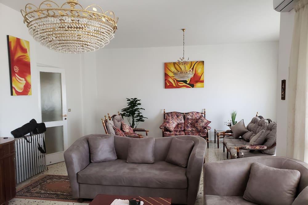 舒適公寓客房, 3 間臥室, 無障礙 - 客廳