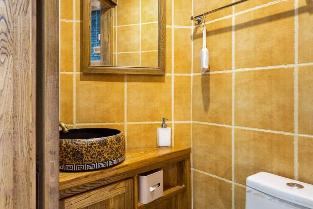 House, Sea View - Bathroom