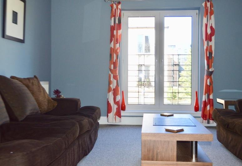 Central Edinburgh 2 Bedroom Apartment, Edinburgh, Woonruimte