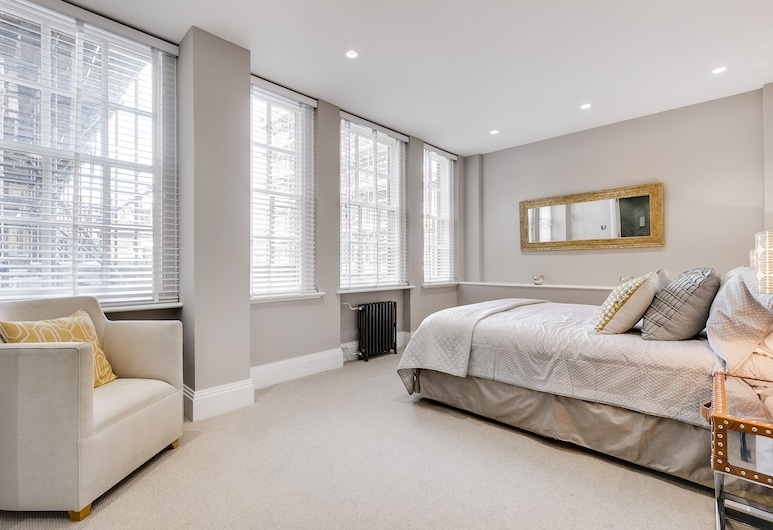 Luxurious 2 Bedroom In Bayswater, London, Zimmer