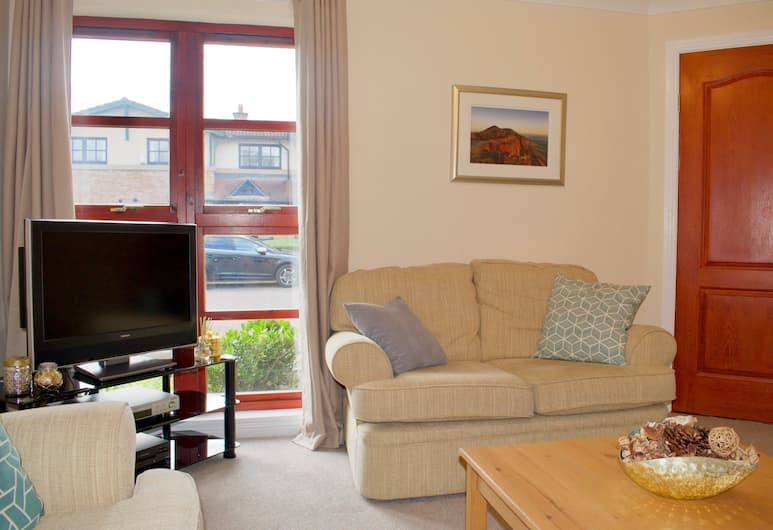 Comfortable Inverleith Home, Edinburgh, House (2 Bedrooms), Living Area