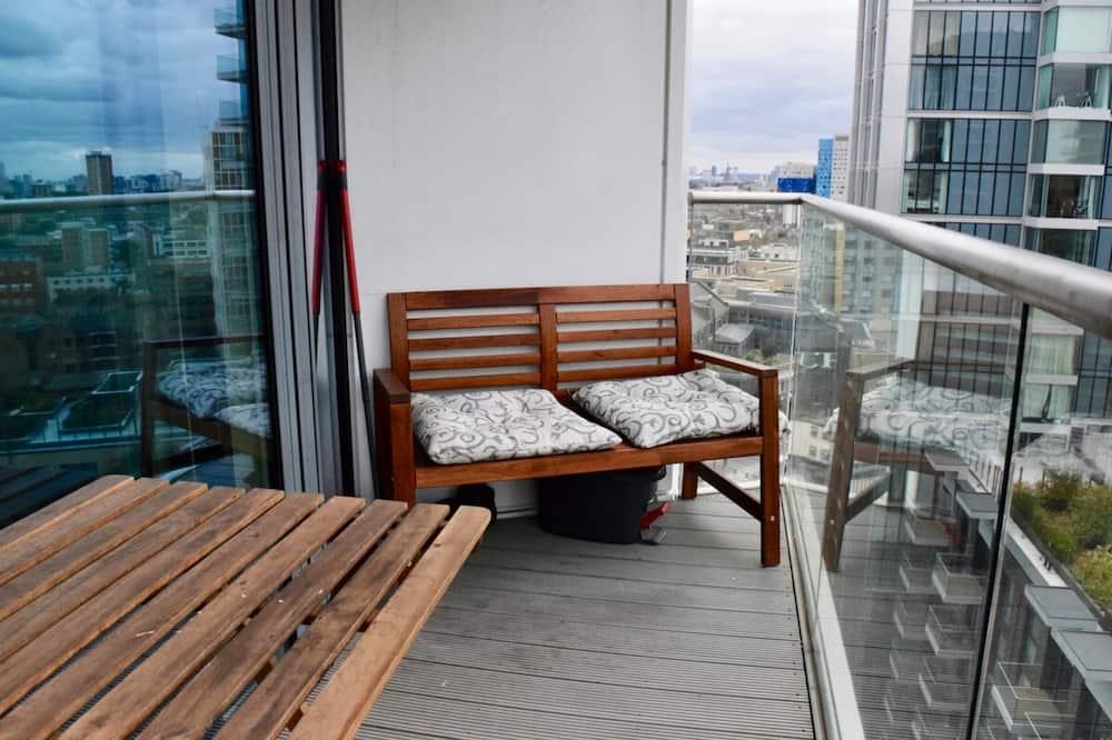 Apartamento (1 Bedroom) - Varanda