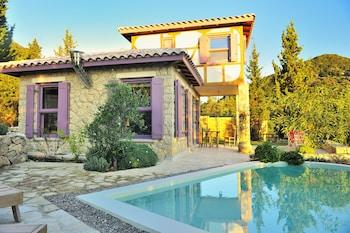 Lefkas bölgesindeki Villa Orfeas- Mounty Island Villas resmi