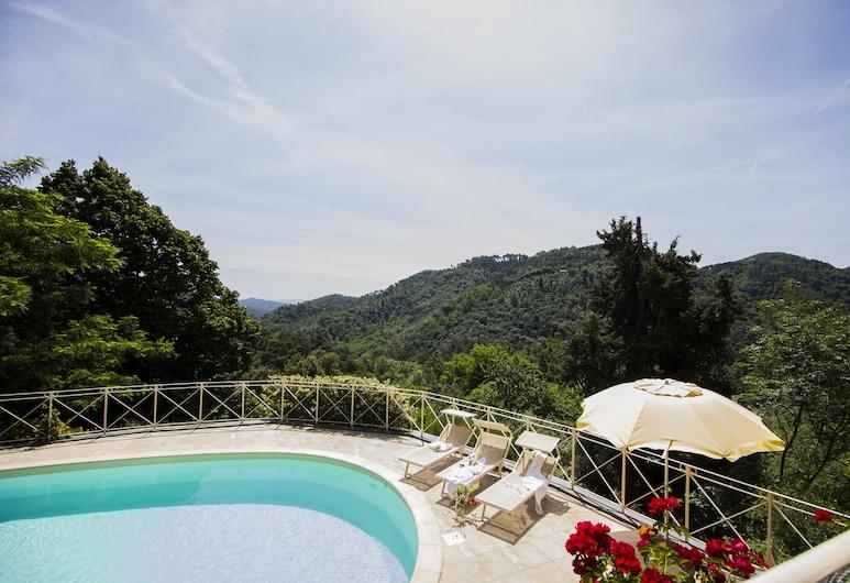 卡索拉雷科里飯店, 卡馬約雷, 室外游泳池