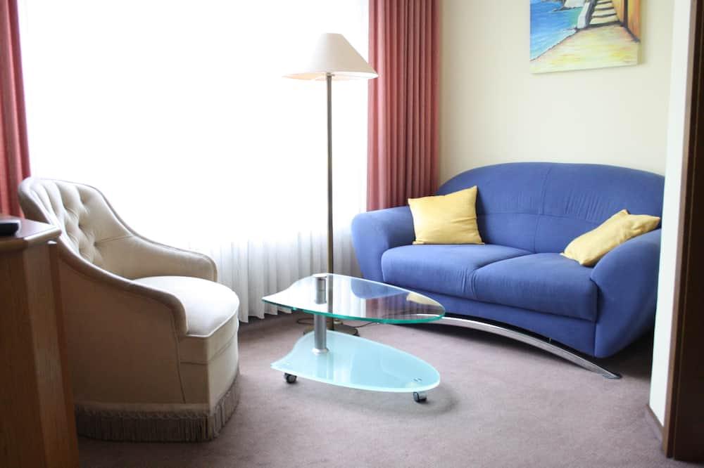 Komforta numurs - Dzīvojamā zona