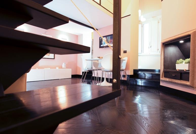 Residenza Trevi, Rom, Wohnbereich