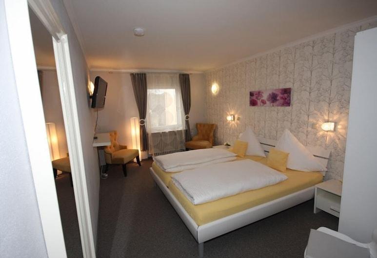 Hotel Römerhof, Bingen am Rhein, Triple Room, Multiple Beds, Non Smoking, Guest Room