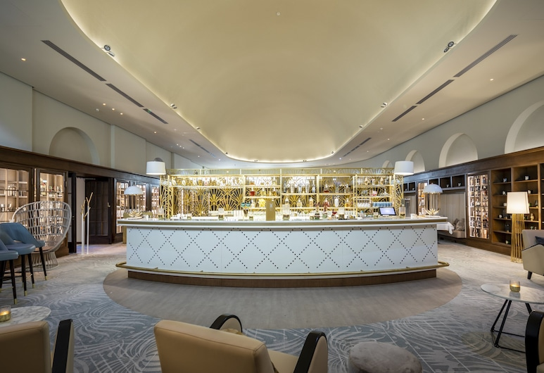 Fraser Suites Hamburg, Hamburg, Hotellbar