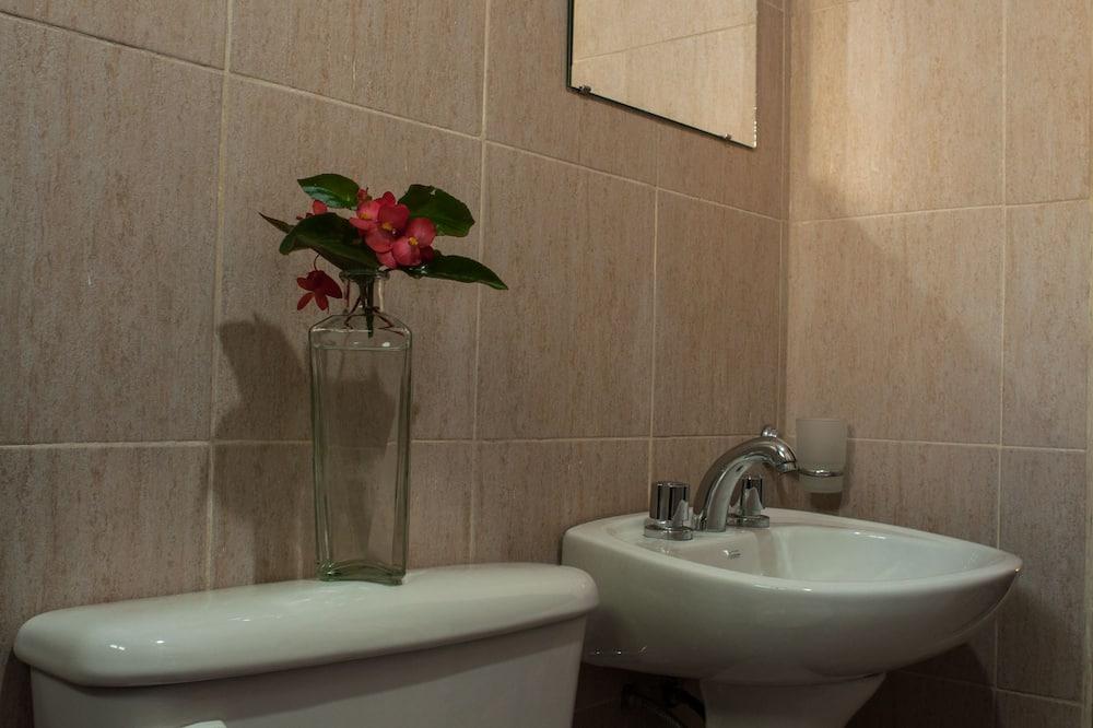 雙人房, 1 張加大雙人床, 無障礙, 非吸煙房 - 浴室