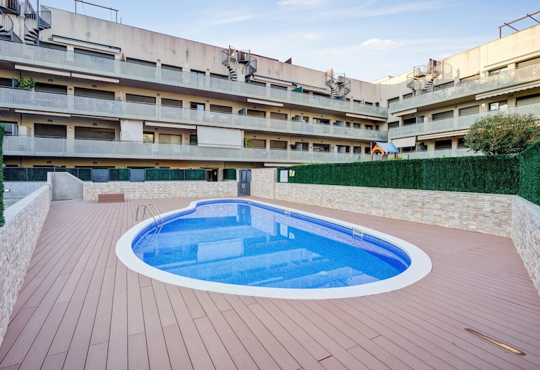 Apartment With 3 Bedrooms in Calafell, With Shared Pool, Furnished Balcony and Wifi - 800 m From the Beach, El Vendrell