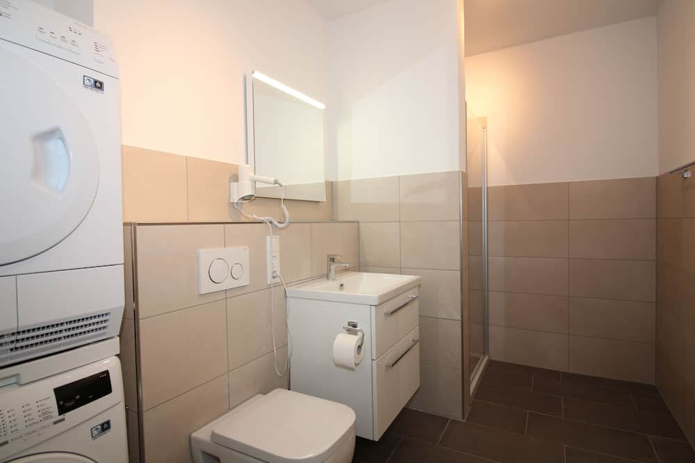 Apartment (W46, incl. end cleaning fee €63) - Bathroom Amenities