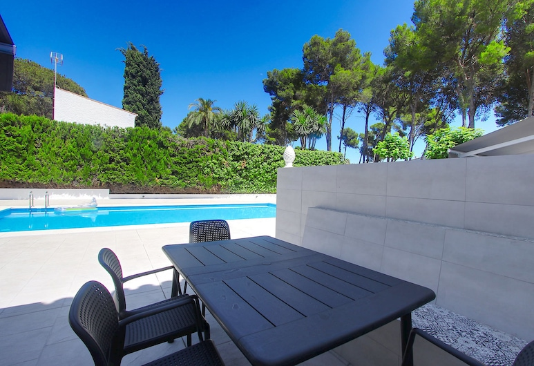 1521 Brand New Modern Apartment 100 Meters Beach 12X6 Pool Chillout, Estepona, Outdoor Pool