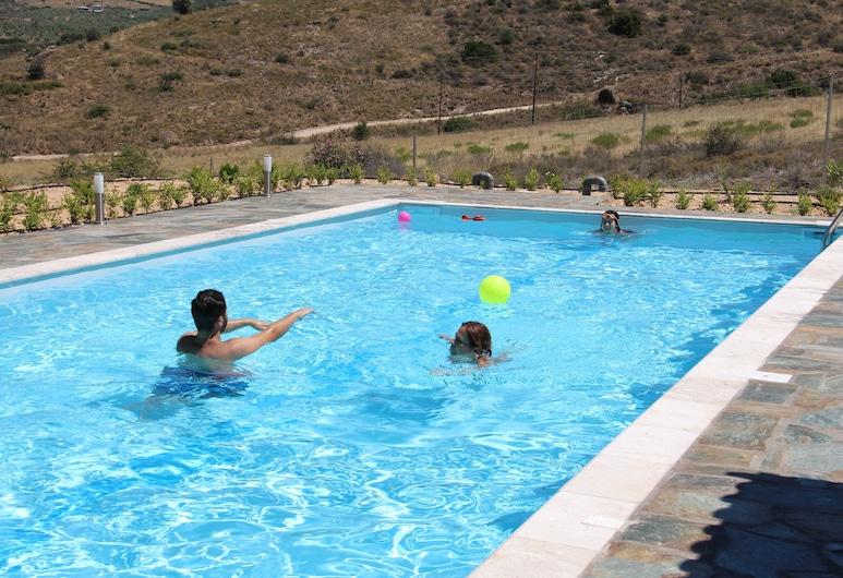 Oneiro Mas, an Oasis of Peace With 100% Privacy!, Nafplio, Басейн