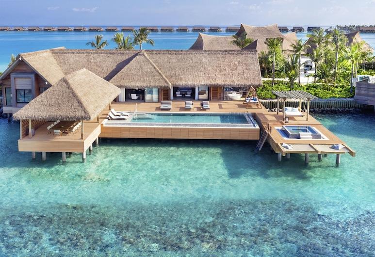 Waldorf Astoria Maldives Ithaafushi, Ithaafushi